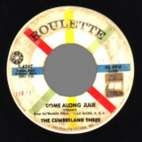 Cumberland Three - Johnny Reb / Come Along Julie - 45