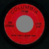 Cyrkle - Red Rubber Ball / How Can I Leave Her - 45