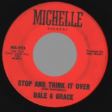 Dale & Grace - Bad Luck / Stop And Think It Over - 45