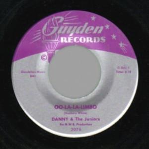 Danny & The Juniors - Oo-la-la-limbo / Now And Then - 7
