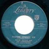David Seville - Ragtime Cowboy Joe / Flip Side - 45