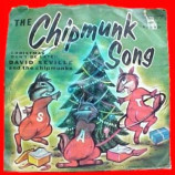 David Seville & The Chipmunks - Alvin's Harmonica / The Chipmunk Song - 7