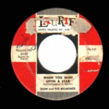 Dion & The Belmonts - Wonderful Girl / When You Wish Upon A Star - 45