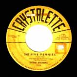 Dodie Stevens - Yes-sir-ee / The Five Pennies - 45