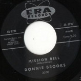 Donnie Brooks - Mission Bell / Do It For Me - 45