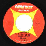 Dovells - Mope-itty Mope Stomp / Do The New Continental - 45