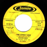 Duane Eddy - Detour / The Lonely One - 45