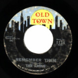 Earls - Remember Then / Let's Waddle - 45