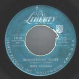 Eddie Cochran - Summertime Blues / Love Again - 45