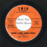 Edsels - Rama Lama Ding Dong / Bells - 7