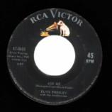 Elvis Presley - Ask Me / Ain't That Loving You Baby - 45