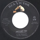 Elvis Presley - Just Tell Her Jim Said Hello / She's Not You - 45