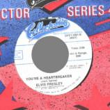 Elvis Presley - Milkcow Blues Boogie / You're A Heartbreaker - 45