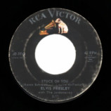 Elvis Presley - Stuck On You / Fame And Fortune - 45