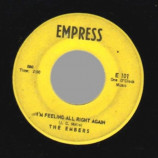 Embers - Solitaire / I'm Feeling All Right Again - 45