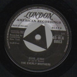 Everly Brothers - Take A Message To Mary / Poor Jenny - 45