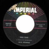 Fats Domino - Shu Rah / Fell In Love On Monday - 45