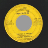 Fenton Robinson - The Sky Is Crying / Let Me Come On Back Home - 45