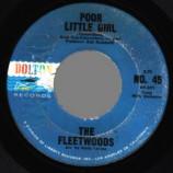 Fleetwoods - The Great Impostor / Poor Little Girl - 45