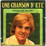 Francois Valery - Une Chanson D'ete - 7