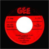 Frankie Lymon - I'm Not A Know It All / I Want You To Be My Girl - 45