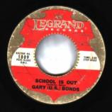 Gary U.s. Bonds - One Million Tears / School Is Out - 45