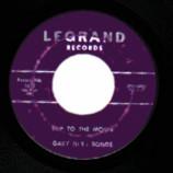 Gary U.s. Bonds - School Is In / Trip To The Moon - 45