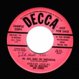 Gordon Jenkins - In An Inn In Indiana / Slowly But Surely - 45