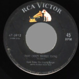 Hank Snow - The Next Voice You Hear / The Singing Ranger That Crazy Mambo Thing - 45