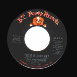 Happenings - I Got Rhythm / You're In A Bad Way - 45