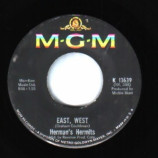Herman's Hermits - East-west / What Is Wrong What Is Right - 45
