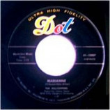 Hilltoppers - Marianne / You're Wasting Your Time - 45