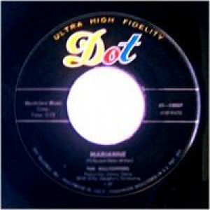 Hilltoppers - Marianne / You're Wasting Your Time - 45 - Vinyl - 45''