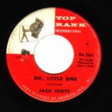 Jack Scott - Burning Bridges / Oh Little One - 45