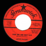 Jackie Wilson - Please Tell Me Why / Your One And Only Love - 45