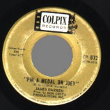James Darren - Pin A Medal On Joey / Diamond Head - 45