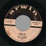 Jan & Arnie - Gotta Get A Date / Jennie Lee - 45