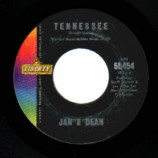 Jan & Dean - Tennessee / Your Heart Has Changed It's Mind - 45