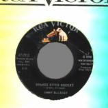 Jimmy Elledge - Swanee River Rocket / Send Me A Letter - 45