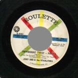Joey Dee & The Starliters - Peppermint Twist - 45