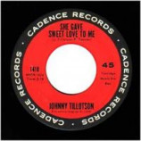 Johnny Tillotson - It Keeps Right On A-hurtin' / She Gave Sweet Love To Me - 45