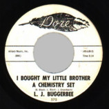 L.j. Buggerbee - Lonesome Louie / I Bought My Brother A Chemistry Set - 45