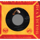 Lou Monte - The Italian Cowboy Song / Pizza Boy Usa - 45