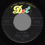 Louis Prima - Wonderland By Night / Ol Man Mose - 45