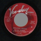 Maceo Woods - Amazing Grace / Leaning On The Everlasting Arm - 45