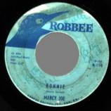 Marcy Joe - Ronnie / My First Mistake - 45