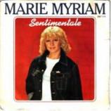 Marie Myriam - Sentimentale / Quand Un Homme Pleure - 7