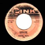 Narvel Felts - Honey Love / Genavee - 45