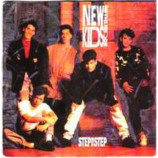 New Kids On The Blocks - Step By Step / Valentine Girl - 7