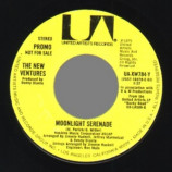New Ventures - Moonlight Serenade (mono / Stereo) - 45